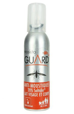 Protégete del zika con Moskito Guard