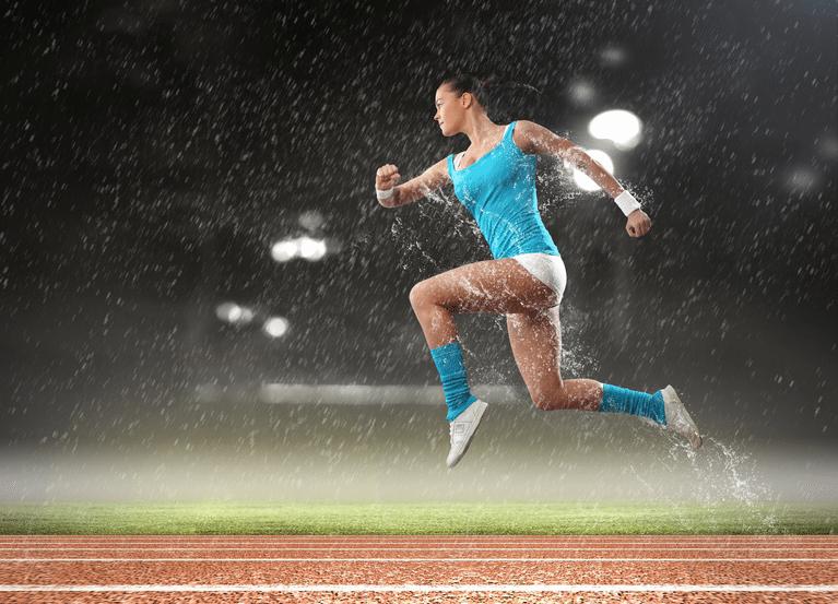¿Por qué muchos deportistas olímpicos tienen asma?