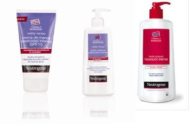 Recupera la hidratación y elasticidad de tu piel con NEUTRÓGENA®