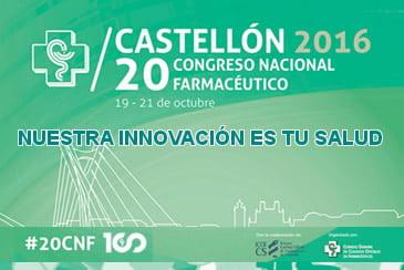Farmacia, medicamento y paciente, protagonistas  del Congreso Nacional Farmacéutico