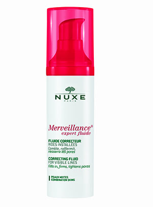 Nuevo fluido antiedad Merveillance Expert, de Nuxe