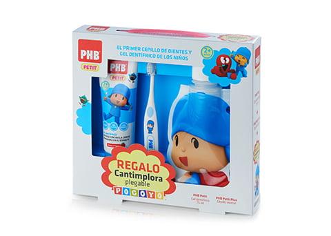 PHB presenta el nuevo pack PHB Petit Pocoyó