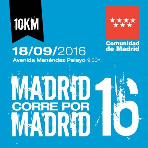 Las farmacias aconsejan a los corredores de 'Madrid corre por Madrid'