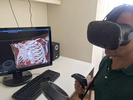 La salud será uno de los sectores con más auge de la realidad virtual