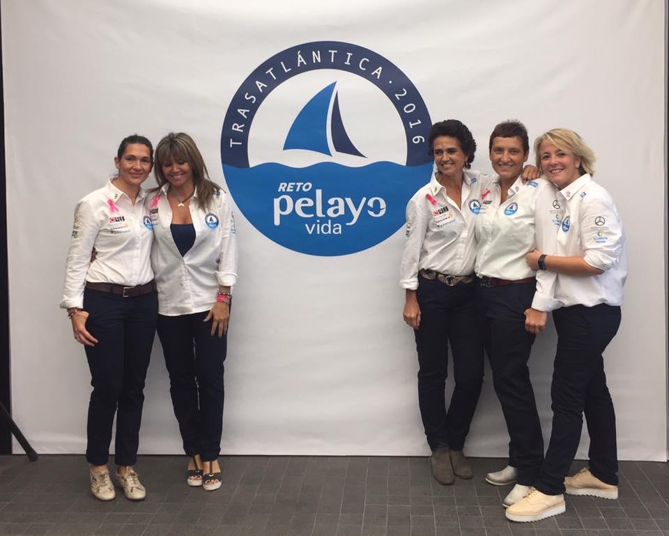 Reto Pelayo Vida: 5 mujeres que han vencido al cáncer cruzarán el atlántico