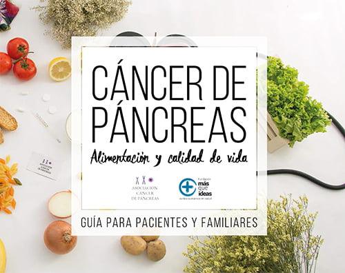 Cuidar la alimentación,clave para las personas con cáncer de páncreas