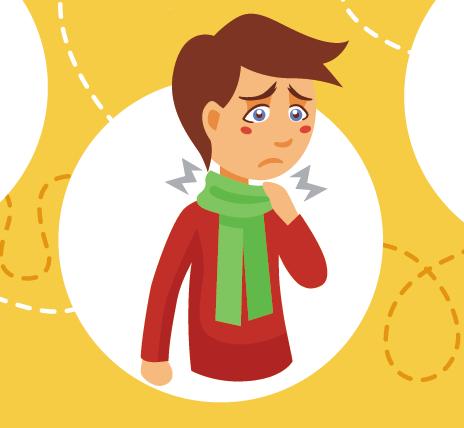 Dolor de garganta:pregunta a tu farmacéutico