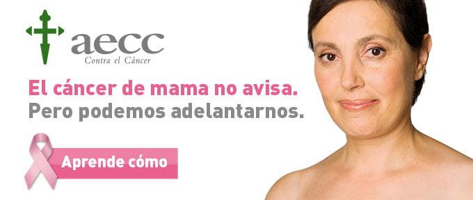 Un 20% de los tumores de mama corresponden a mujeres menores de 45 años