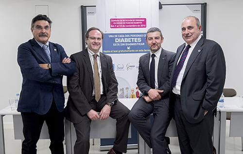 Las farmacias detectarán el riesgo de diabetes a fin de reducirlo