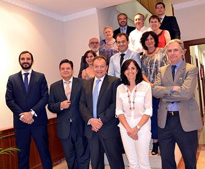 Farmacéuticos de Castilla-La Mancha en el Congreso Nacional Farmacéutico