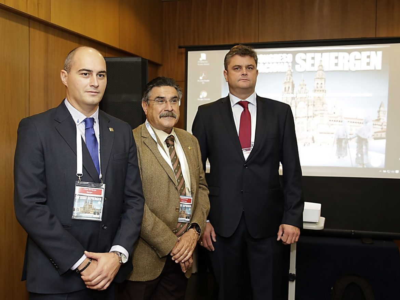 Actividades preventivas en Santiago en el 38 Congreso de SEMERGEN