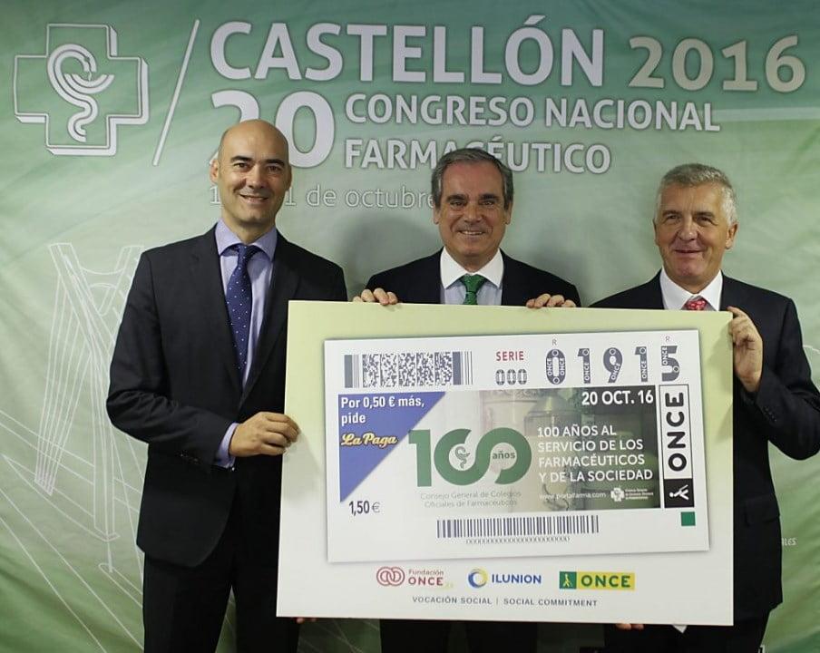 Más de 1.300 farmacéuticos se reúnen en Castellón en la cita bienal más importante de la Farmacia