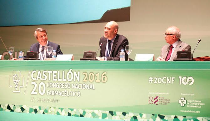 La profesión farmacéutica muestra los avances desarrollados desde la Declaración de Córdoba