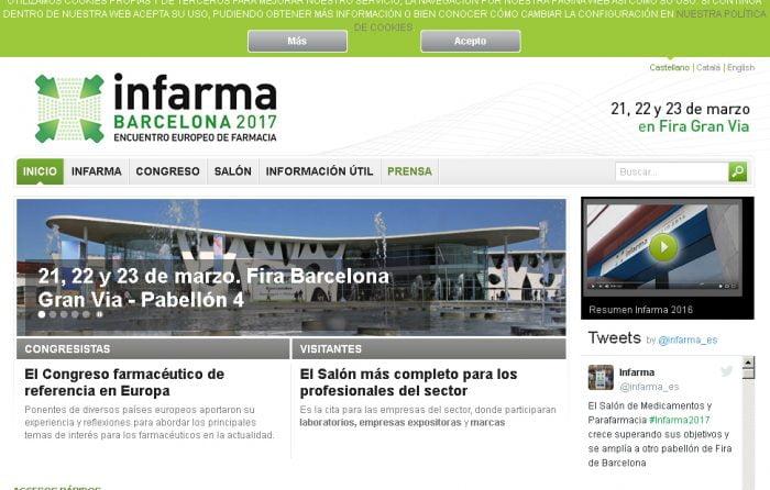 """""""Valor para la farmacia. Valor para el paciente"""", nuevo lema de INFARMA 2017"""