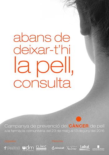5.500 participates en la campaña sobre cáncer de piel de las farmacias de Barcelona