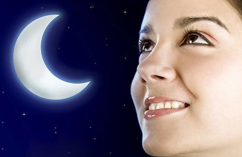 El ciclo lunar afecta a la salud cardiovascular de la mujer