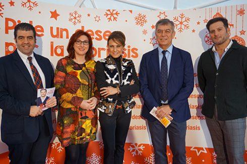 Arranca la campaña 'Pide un deseo por la psoriasis'