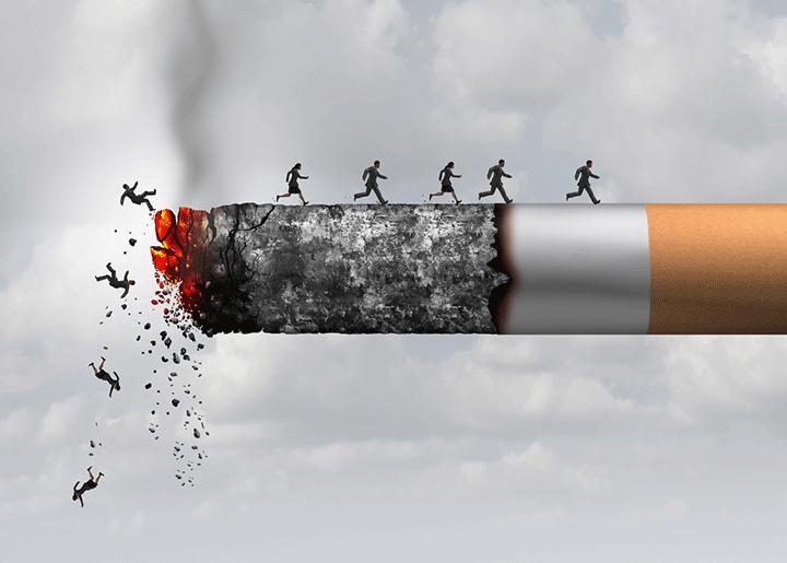 La mortalidad por cáncer de pulmón ha descendido un 29% en los últimos 40 años