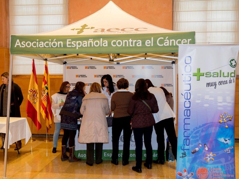 La Farmacia, con las personas con cáncer y sus familiares