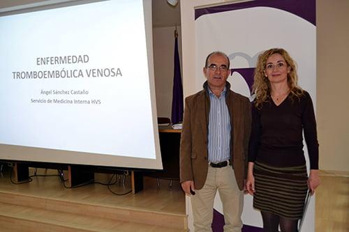 El Colegio de Toledo ofrece un curso de actualización en anticoagulantes