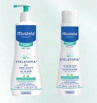 Stelatopia cuida la piel atópica de bebés y niños