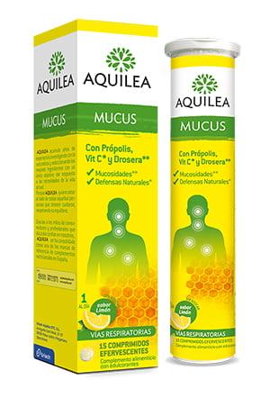 Con Aquilea Mucus, olvídate de la congestión nasal