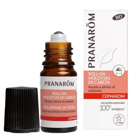 Pranarom lanza un roll-on para las molestias de cabeza