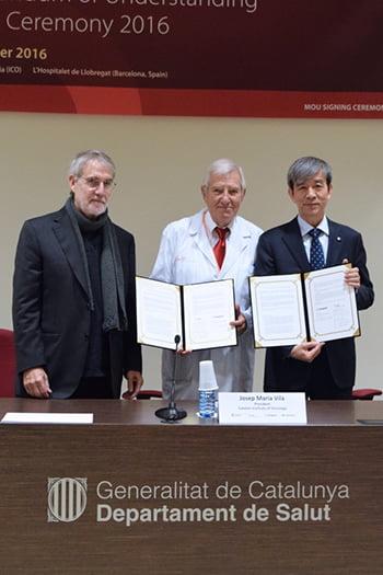 Seegene y el ICO colaborarán en estudios de diagnóstico del cáncer