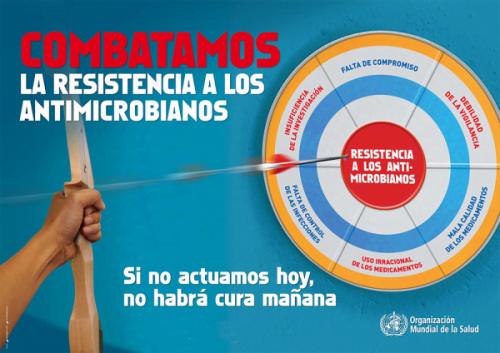 Decálogo de recomendaciones para combatir las resistencias antimicrobianas