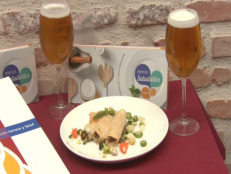 Se presenta la guía 'Menús Saludables de Madrid'