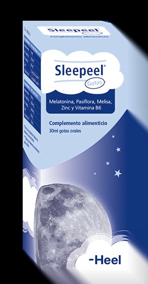 Nueva presentación de Sleepeel en gotas