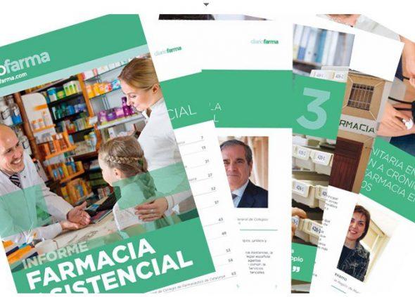 """Un informe recopila las claves para el desarrollo de la """"Farmacia Asistencial'"""