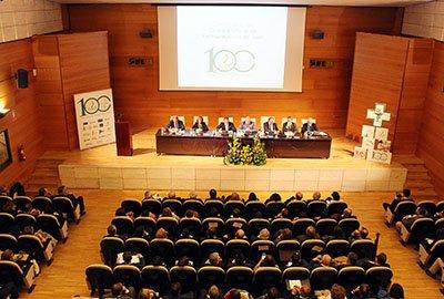 """""""100 años cerca de ti"""": el COF de Jaén inaugura el año de su centenario"""