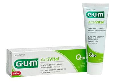 GUM ActiVital, gel dentífrico y colutorio