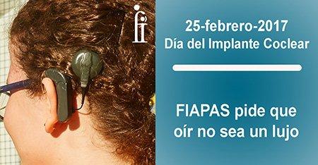 Implante Coclear, una revolución en el tratamiento de la sordera