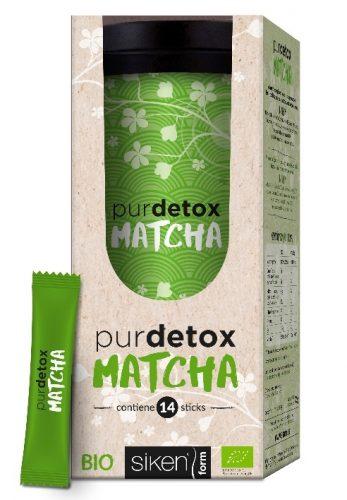 Purdetox Matcha, nueva bebida vegana y ecológica