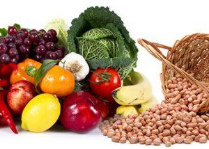 verduras fruta y verdura