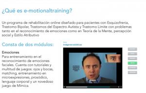 e-Motional Training