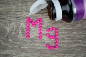Dolor muscular magnesio