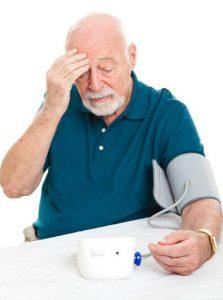Hipertensión en hombres