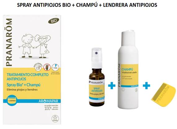 Aromapar Plus