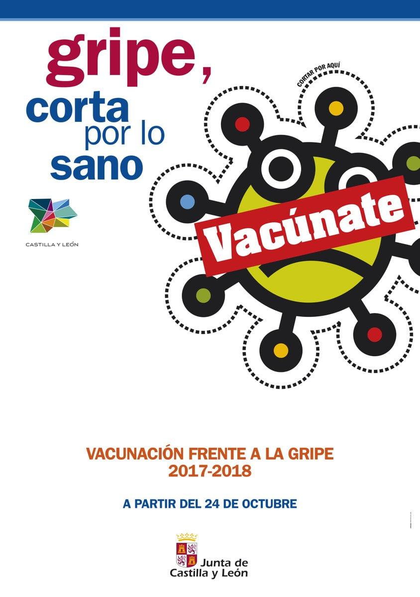 Arranca la campaña de vacunación contra la gripe 2017/2018