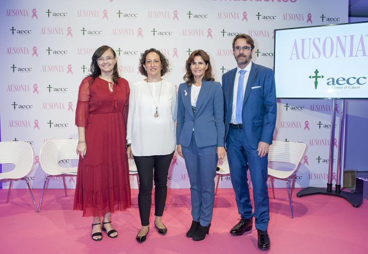 afrontar el cáncer de mama