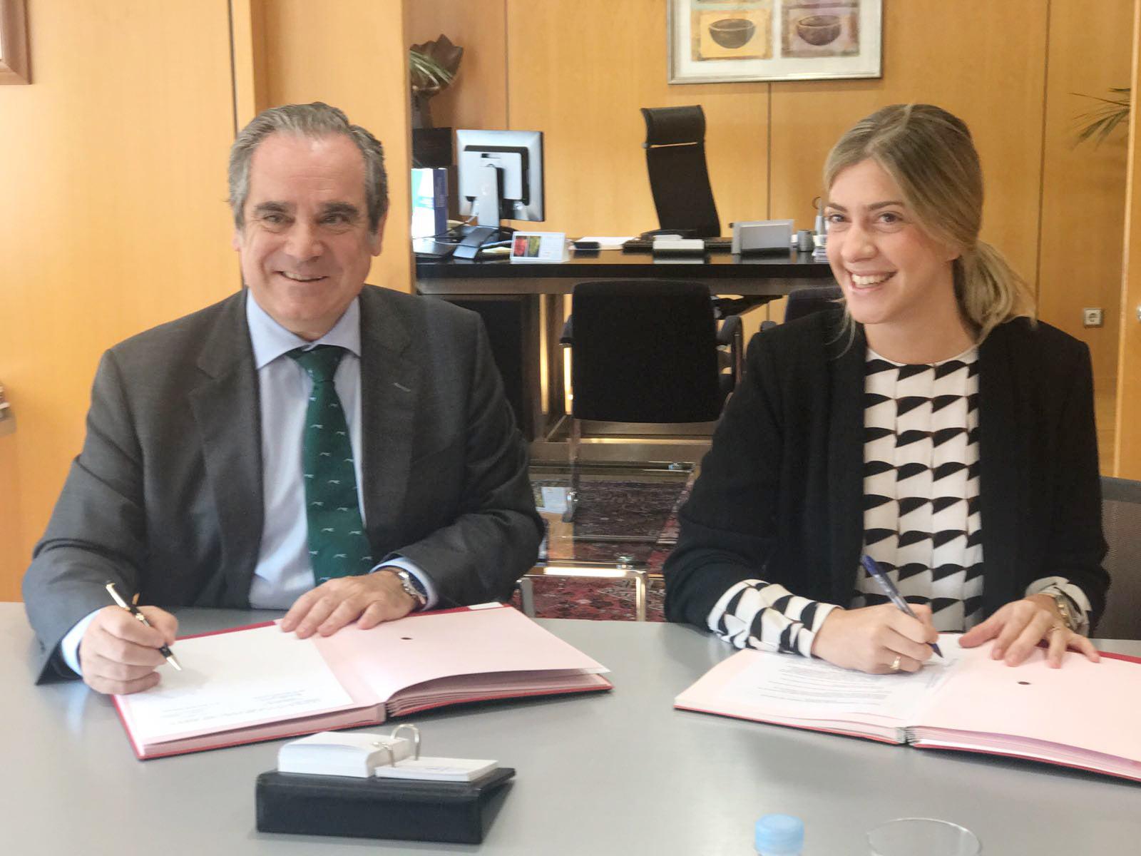 Consejos de tu farmacéutico yel CGCOF firman un acuerdo parapromover la educación en salud