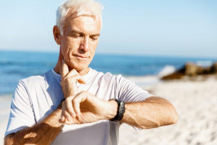 Tomarse el pulso a diario a partir de los 60 ayuda a prevenir el ictus