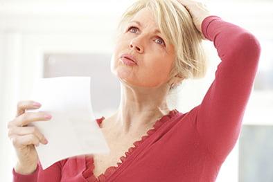 """Los sofocos, el """"peor"""" síntoma de la menopausia"""