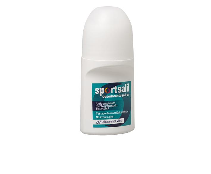 Sportsalil Desodorante Roll-on, el nuevo fichaje del deportista