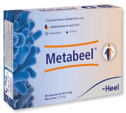 Metabeel contribuye al equilibrio del sistema metabólico