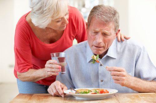 Dificultad para tragar: en disfagia,dietas adaptadas