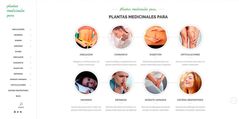 Todo lo que querías saber sobre plantas medicinales en la nueva web de Infito